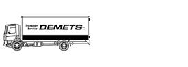 Gesloten vrachtwagen met laadvermogen van 5T tot 14T