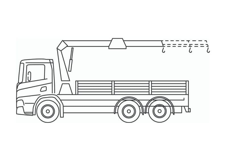 kraanwagen 24 t:m