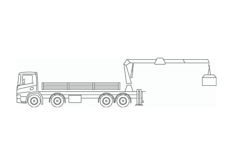 kraanwagen 59 t:m