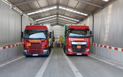 Transport onder ADR met gesloten opleggers