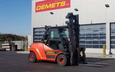 New forklift up to 8 tonnes Lift capacity